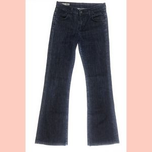 Hutton #254 High Rise Wide Leg Jeans Size 28